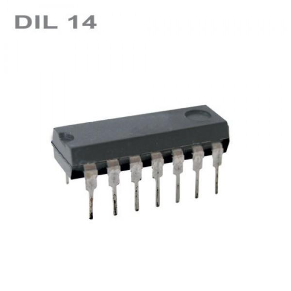 74HC03 DIL14 IO