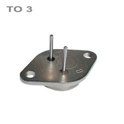 Stabilizátor 7812 kov +12V 1.5A TO3 IO