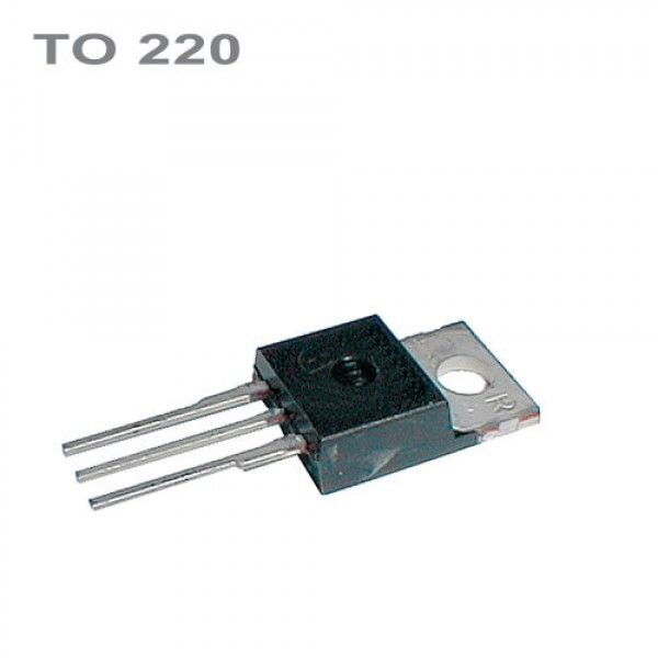 Stabilizátor 7915 -15V 1A TO220 IO