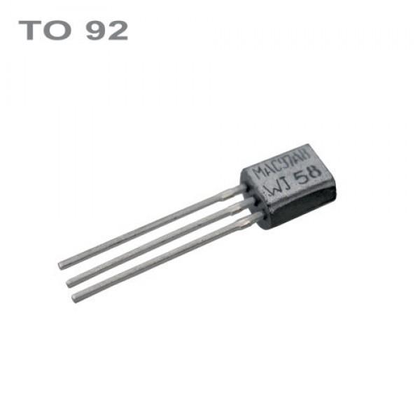 Stabilizátor 79L24 -24V 0.1A TO92 IO