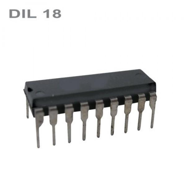 TDA2543 DIL18 IO
