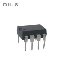 uA741CN=MAA741CN DIL8 IO