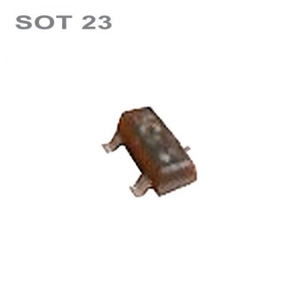 BC817-40 smd NPN 45V,0.5A,0.25W SOT23