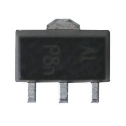 BCX 53-16 SMD,SMD PNP NF 80V 1A 50 MHz