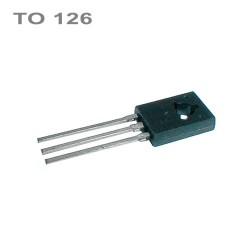 KT969A =BF469 NPN 250V,0.1A,6W TO126 DOPREDAJ