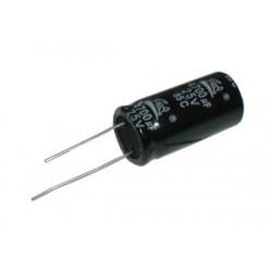 Kondenzátor elektrolytický 150M 400V 22x40 105° rad.