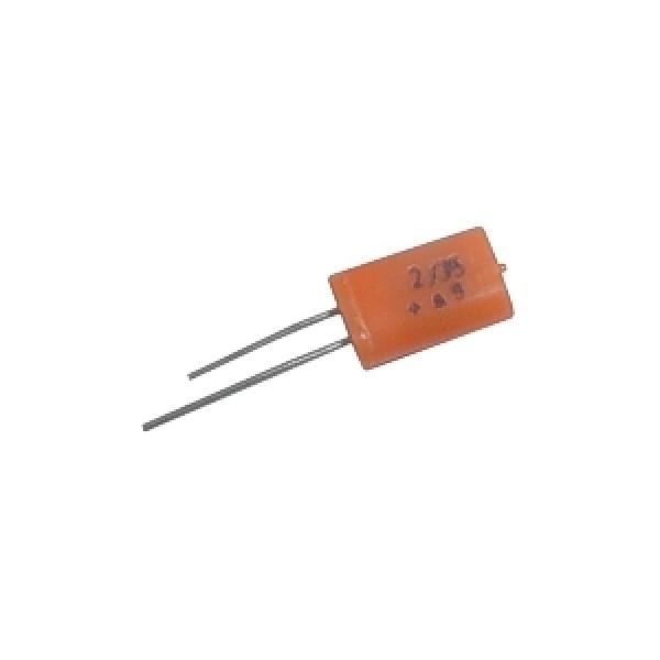 Kondenzátor elektrolytický 2M 35V TE005 rad.C DOPREDAJ