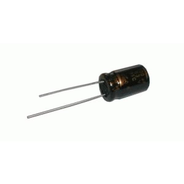 Kondenzátor elektrolytický 470M 16V 8x12-3.5 rad.C *