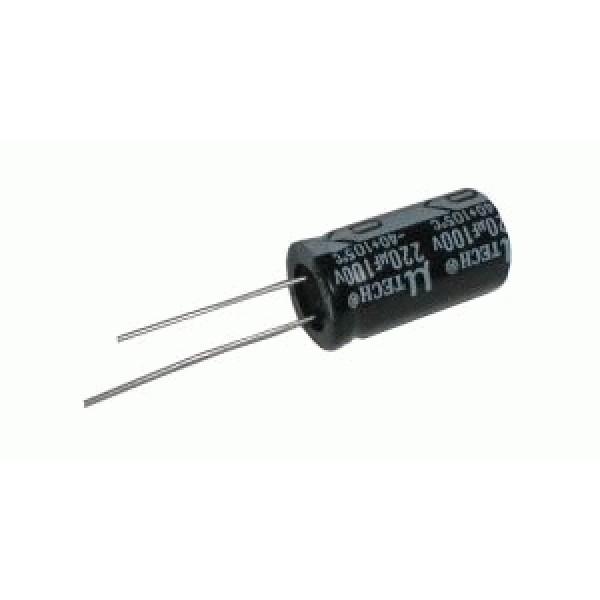 Kondenzátor elektrolytický 47M 250V 13x25-5 105*C rad.C
