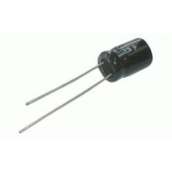 Kondenzátor elektrolytický bipolárny 47M 50V 8x12-3.5 rád. C
