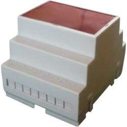 Krabička Z 108 s filtrom - šedá