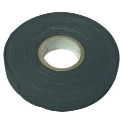 Izolačná páska textilná 19mm 10m čierna