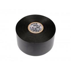 Páska izolačná, 55 x 0,19 mm, dĺžka 33 m, čierna, YATO