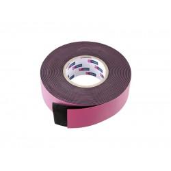 Izolačná páska vulkanizačná 25mm 5m čierna