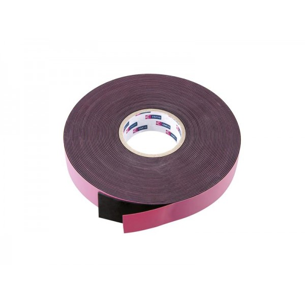 Izolačná páska vulkanizačná 19mm 10m čierna