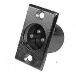 Konektor MIC panel kov 3PIN