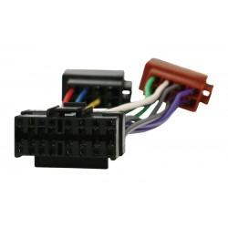 ISO kábel pre autorádio JVC 16pin
