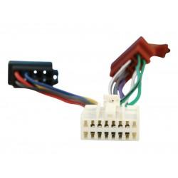 ISO kábel pre autorádio Panasonic 16pin