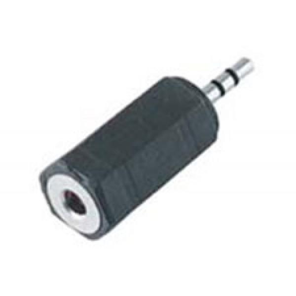 Redukcia Jack 2.5 stereo 3.5 stereo zdierka