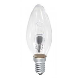Halogénová ECO žiarovka, sviečka E14/42W