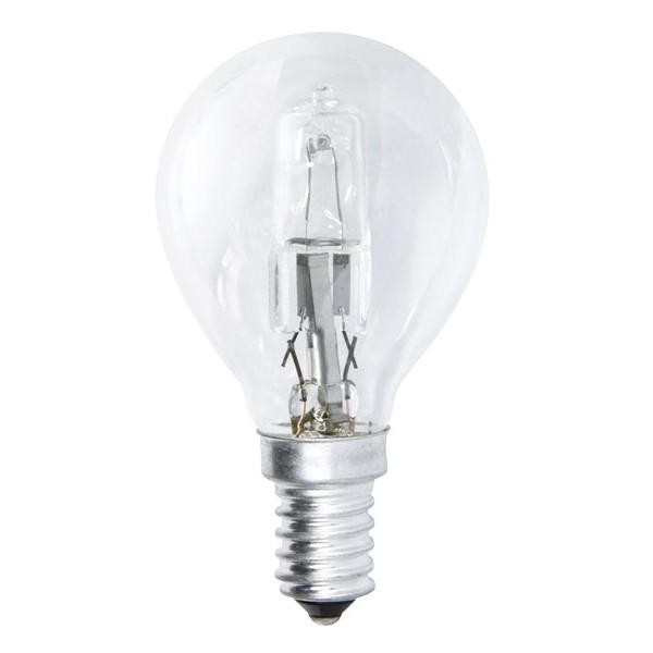 Halogénová ECO žiarovka CLASSIC P45 E14 42W