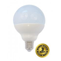 LED žiarovka, globe, 18W, E27, 4000K, 270°, 1520lm SOLIGHT WZ514