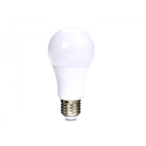 Žiarovka LED A60 E27 10W biela studená SOLIGHT