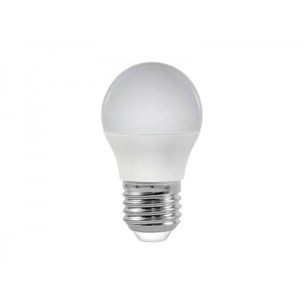 Žiarovka LED G45 E27 6W RETLUX RLL 265 teplá biela