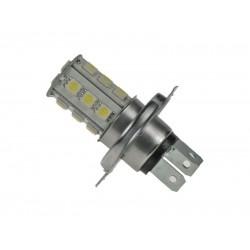 LED žiarovka 12V, H4, 18LED 3SMD
