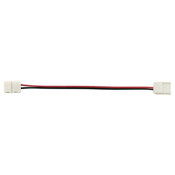 Spojka nepájivá pre LED pásky 5050, 5630 30,60LED/m o šírke 10mm s vodičom