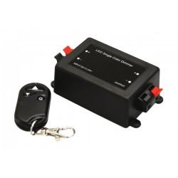 Stmievač pre LED pásiky + diaľkové ovládanie