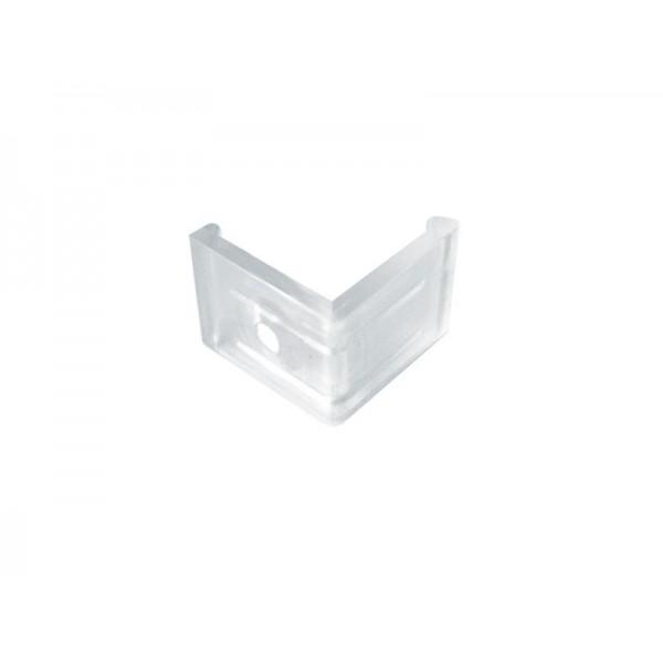 Držiak profilu AC2 rohový, plast