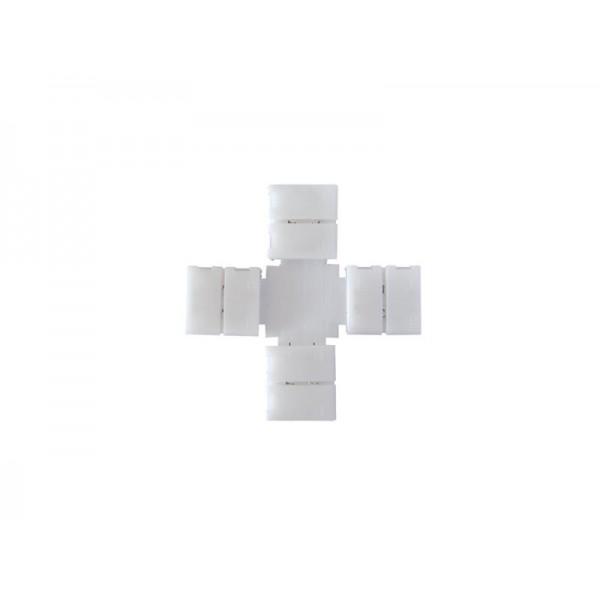 Spojka LED pásiku X - 10 mm