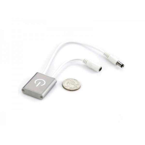 Dotykový stmievač LED pásiky a žiarovky OLP05