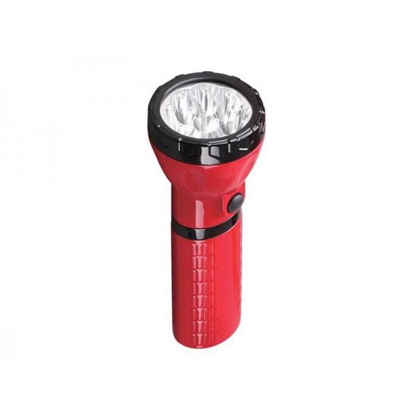 Svietidlo nabíjacie LED (9x), Plug-in, červenočierne (WN10)