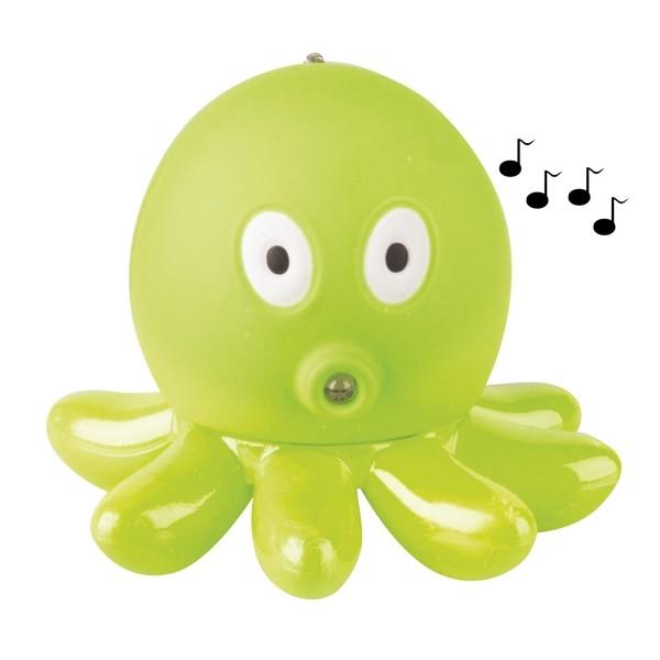 Svietidlo LED (1x) prívesková chobotnica so zvukom