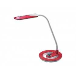 LED lampička, 6W, 4100K, stmievateľná, bieločervená farba