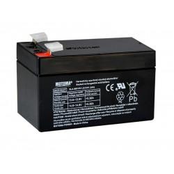Batéria olovená 12V/ 1,2 Ah MOTOMA bezúdržbový akumulátor