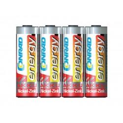 Batérie AA (R6) nabíjacie CONRAD NiZn 1500mAh, 1,6V blister 4ks
