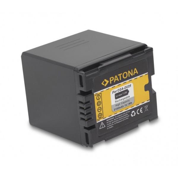 Batéria PANASONIC CGA-DU21 2100mAh PATONA PT1046