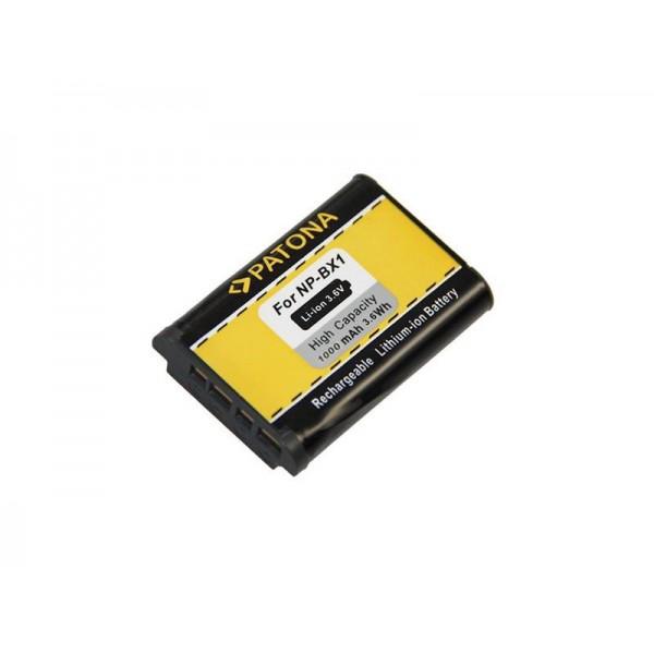 Batéria SONY NP-BX1 1000mAh PATONA PT1130