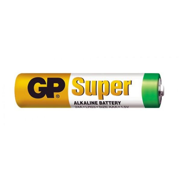 Batéria GP alkalická AAA fólia