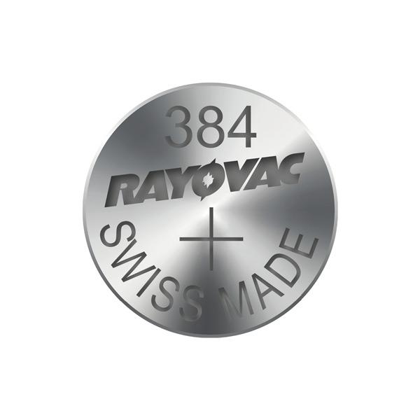 Gombíková batéria do hodiniek RAYOVAC 384