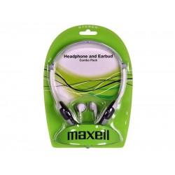 Slúchadla Maxell 303463 Combo Pack HPC2