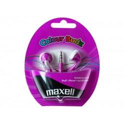 Slúchadla Maxell 303364 Colour Budz Purple