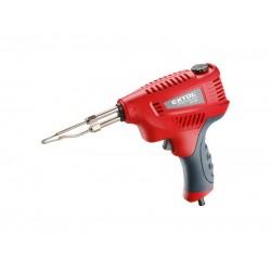 Pištoľ spájkovacia s reguláciou teploty, transformátorová, 200W, EXTOL PREMIUM 8894510