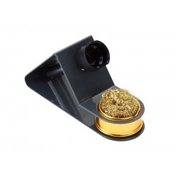 Stojanček k mikropájke + suchý čistič od spájky