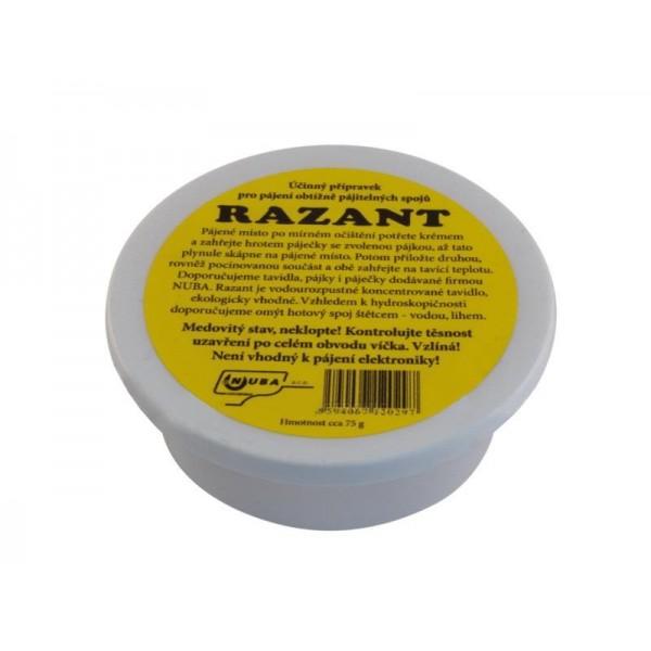 Spájkovací krém RAZANT 75g