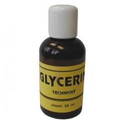 Chémia glycerín technický 50ml