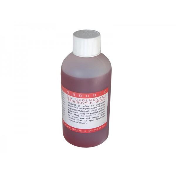 Chémia šroubík roztok 200ml